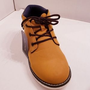 Nautica Plot Boots - Big Boys Boots Sizes 4 and 5